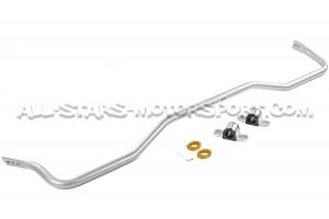 Barra estabilizadora trasera ajustable Whiteline para Ford Mustang S550