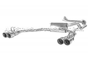Escape Scorpion para Honda Civic Type R FK2