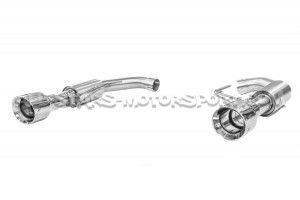 Mishimoto Axle-back Exhaust for Ford Mustang GT 15+