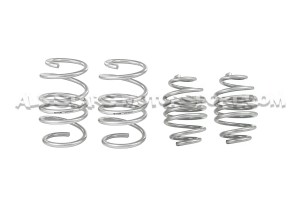 Whiteline -15mm / 20mm Lowered Springs for Renault Clio 3 RS 197