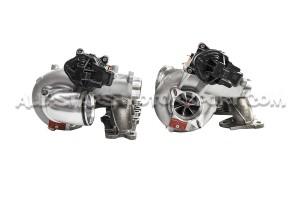 Turbos TTE740 para BMW M2 Comp / M4 y M3 F80