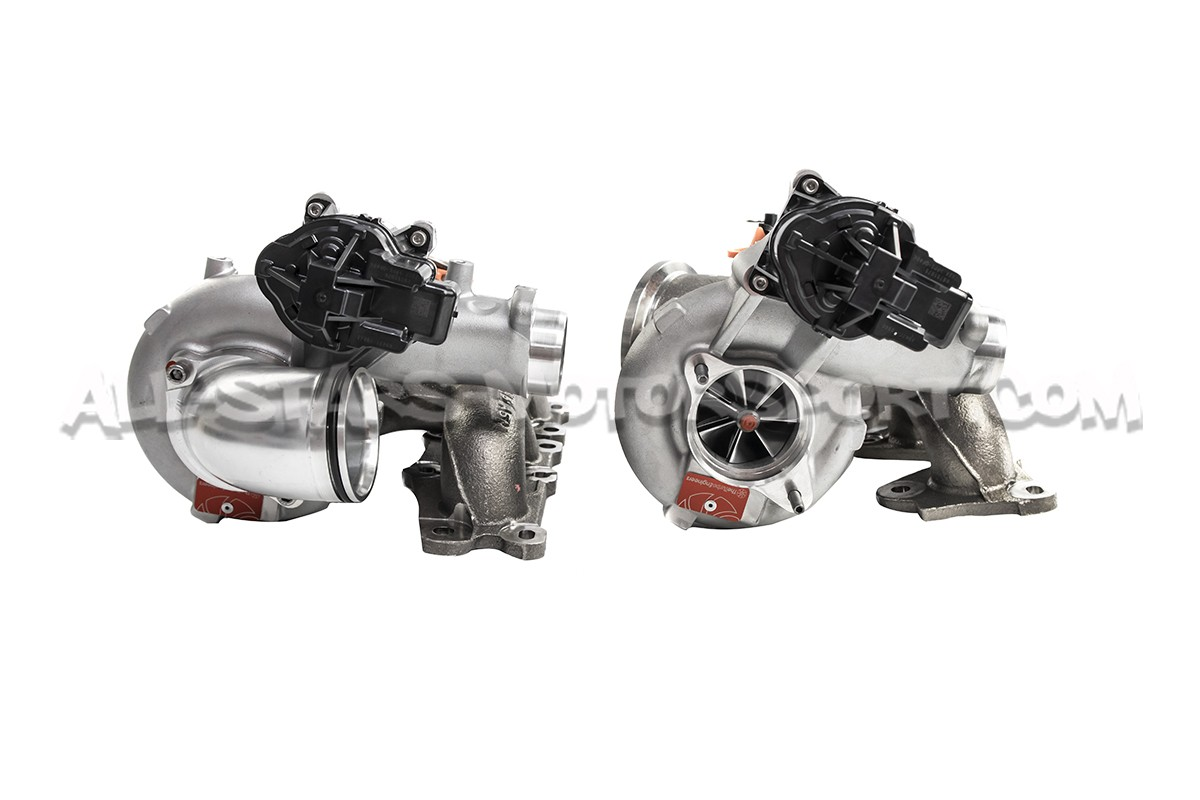 Turbos TTE740 pour BMW M2 Comp / BMW M4 et M3 F80