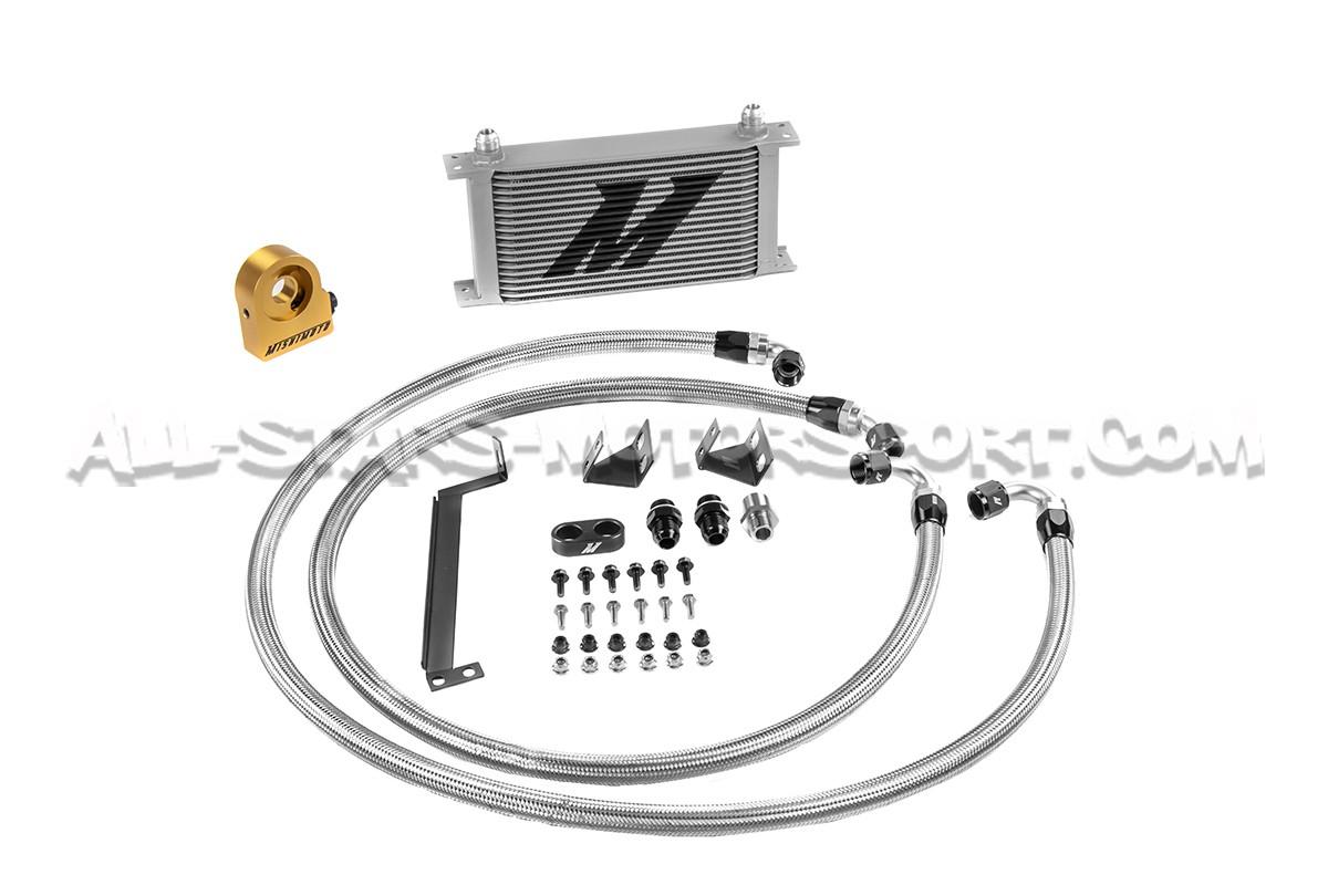 Ford Mustang EcoBoost Mishimoto oil cooler kit