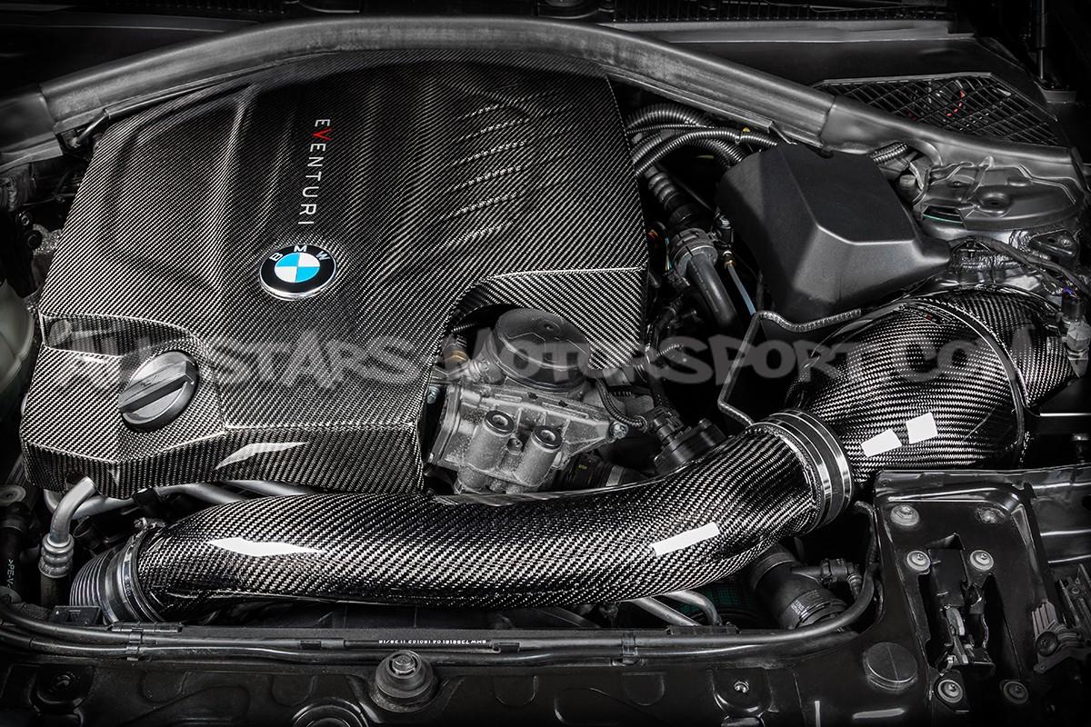 BMW 135i / 235i / M2 / 335i / 435i Eventuri Carbon Fiber Intake System