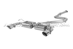 Catback avec valve Scorpion pour Hyundai i30 N (Non GPF)