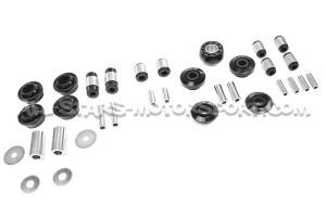 Kit casquillos delanteros y traseros Whiteline para Nissan 350Z
