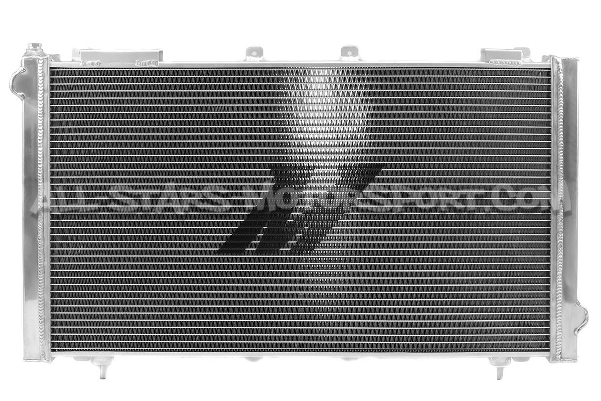 Subaru Impreza GT Mishimoto Aluminium Radiator