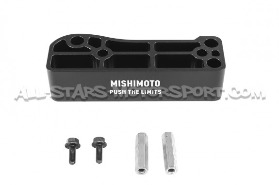 Ford Focus 3 RS Mishimoto Baffled Oil Catch Can