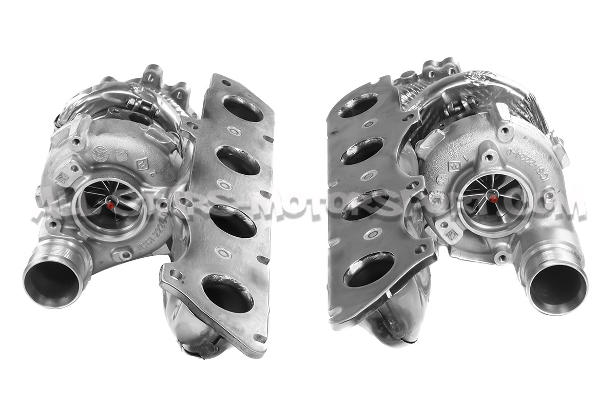 TTE9xx Turbos for Audi RS6 C7 / RS7 C7 4 0 TFSI