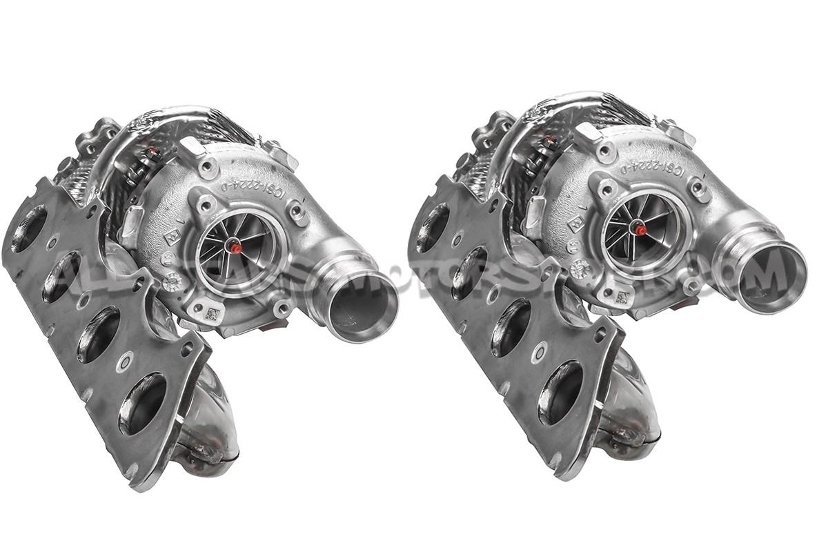 Turbos TTE9xx pour Audi RS6 C7 / RS7 C7 4.0 TFSI