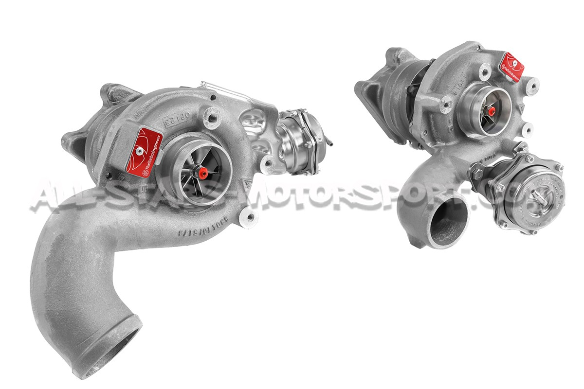 TTE650 Turbos for Audi RS6 C5