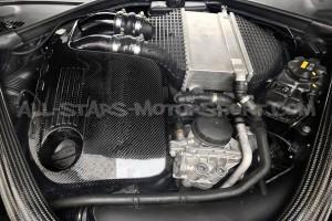 Tapa de motor de carbono Eventuri para BMW M3 F80 / M4 F8x / M2C