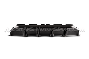BMW M5 F90 Akrapovic Rear Carbon diffuser