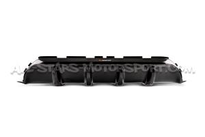 BMW M5 F90 Akrapovic Carbon diffuser
