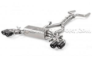 BMW M5 F90 Akrapovic Evolution line Exhaust