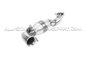 Downpipe Akrapovic con catalizador deportivo para Mini Cooper S R56 / R57