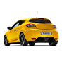 Megane 3 RS Akrapovic Evolution Line Exhaust