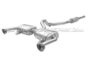 Clio 3 RS 200 Akrapovic Evolution Stainless Steel Exhaust
