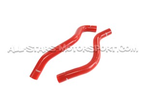 Mustang EcoBoost Mishimoto silicone radiator hoses