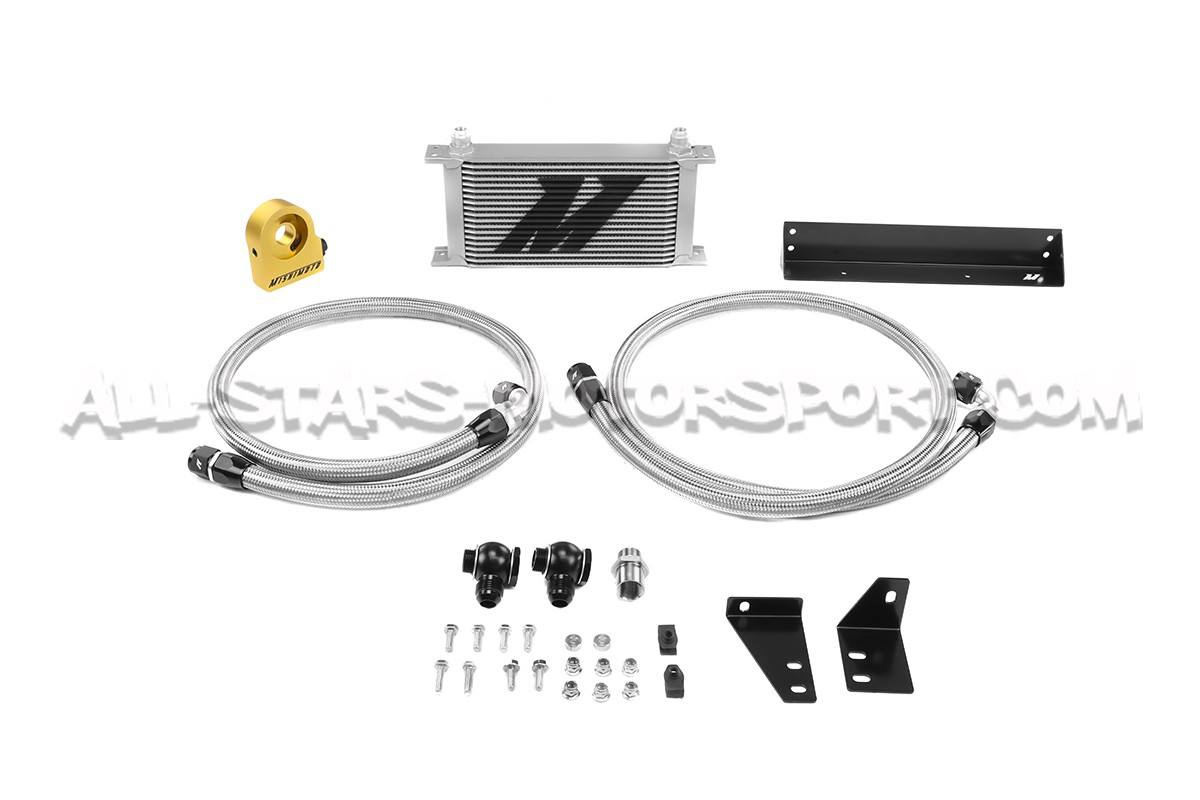 Nissan 370Z Mishimoto Oil Cooler kit