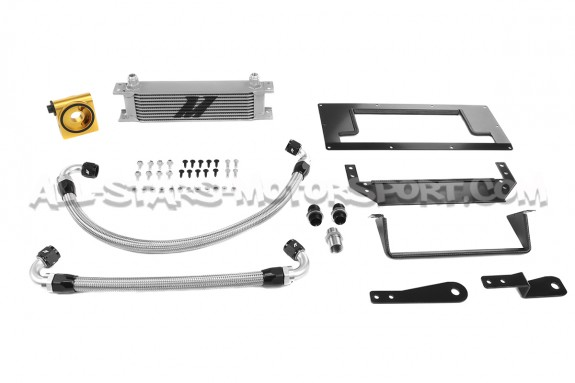 Mazda MX5 NB Mishimoto oil cooler kit