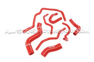 2.0 TFSI Alpha Competition Silicone Coolant Hose Kit