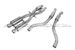 BMW M3 E92 E93 Cobra Front Pipes with High Flow Catalyst