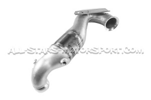 Downpipe catalizada Wagner Tuning para Mercedes A / CLA 45 AMG