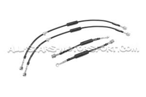 Kit 4 flexibles de frein aviation Racingline pour Golf 7 GTI / Golf 7 R