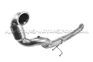 Downpipe cata sport Cobra Golf 7 GTI
