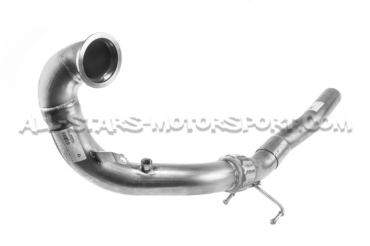 Polo 6C GTI and Ibiza 6p Cupra Cobra Sport De-cat Downpipe
