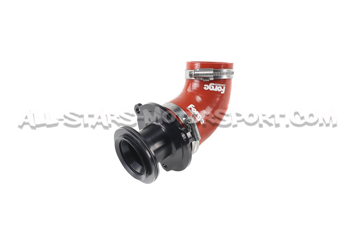 Outlet de turbo Muffler Delete Forge pour 2.0 TFSI K03