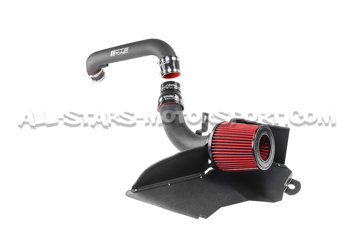 CTS Turbo Intake for Golf 6 GTI / Scirocco / Leon 1P 2.0 TSI