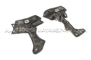 Chaussette thermique de turbo Forge pour BMW 135i / 335i N54