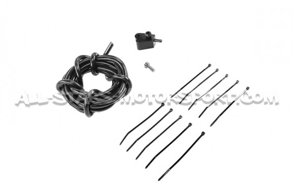 FORGE Boost gauge fitting kit for the Ford Mustang 2.3 EcoBoost FMBGFK7