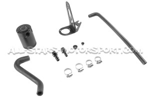 Baffled Oil Catch Can Mishimoto for Mustang S550 V8 5.0 GT