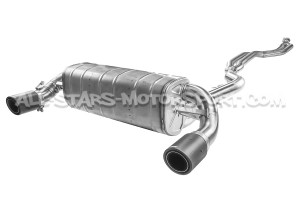 BMW 140i F2x Akrapovic Evolution line Exhaust