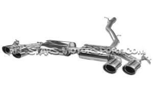 Audi S4 B8 / B8.5 Scorpion Half System