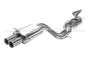 Audi TTS 8J Mk2 Alpha Competition Catback
