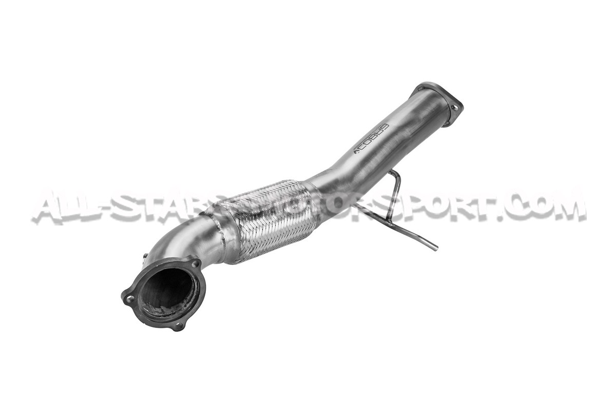 Ford Focus ST 225 / RS Cobra Sport downpipe
