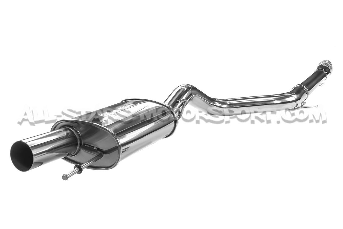 Escape con descatalizador CTS Turbo para Golf 3 VR6