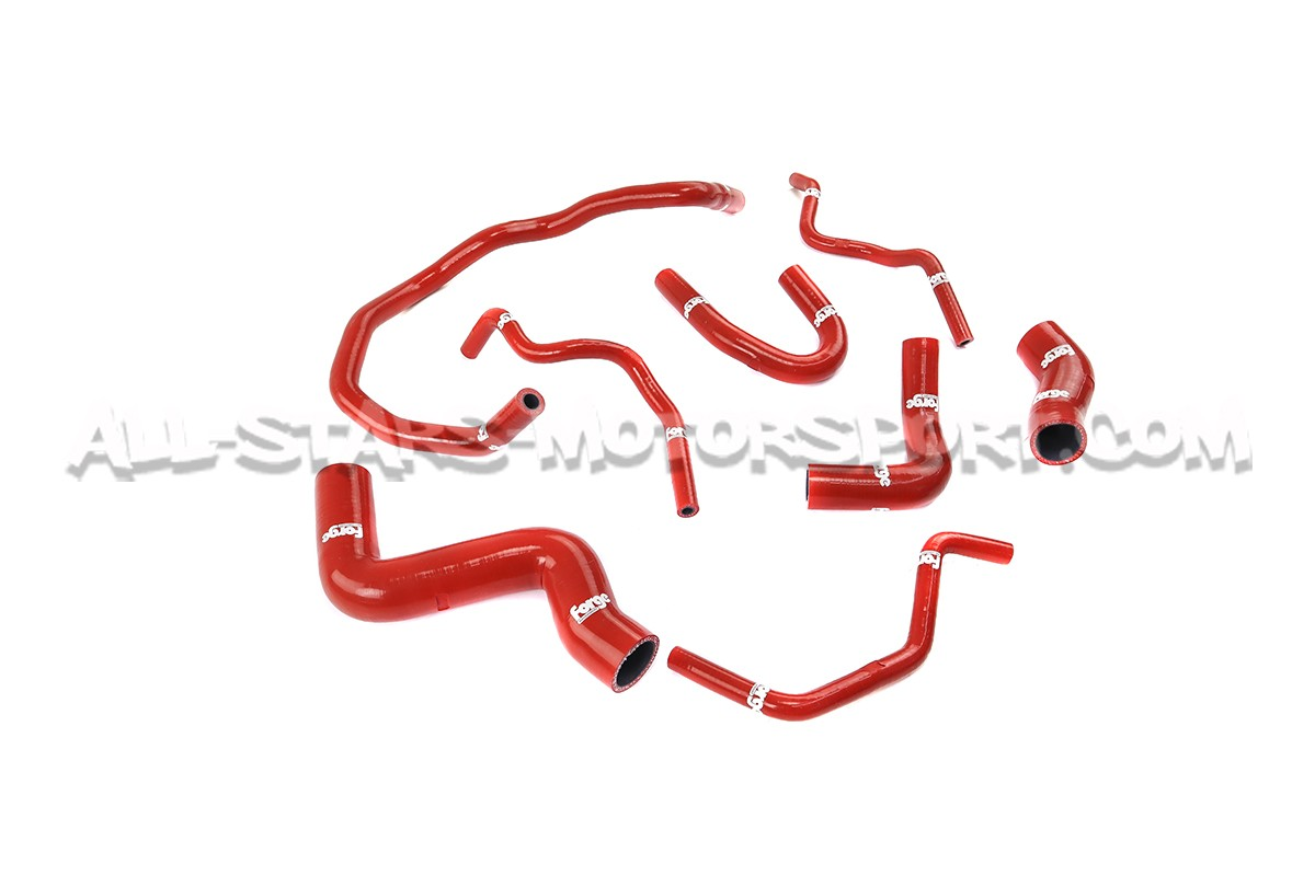 Golf 5 / Golf 6 / Scirocco Forge Silicone Coolant Hose Kit