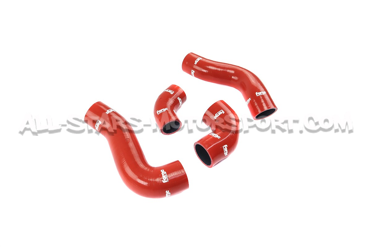 Durites d'échangeur silicone Forge pour Polo 6R GTI / Ibiza 6J Cupra / Audi A1 1.4 TSI