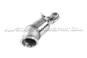 Downpipe cata sport Wagner Tuning pour BMW 135i 235i 335i 435i 13+