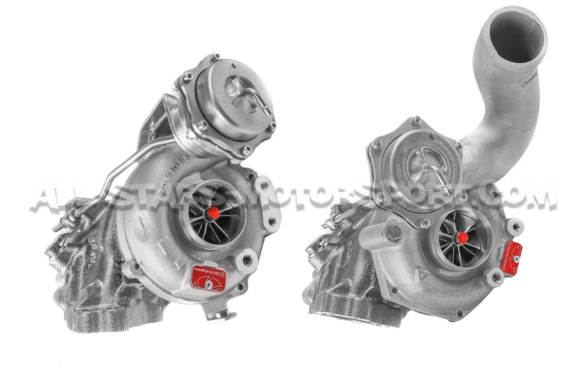 Turbos TTE550 pour Audi S4 B5 / Audi RS4 B5