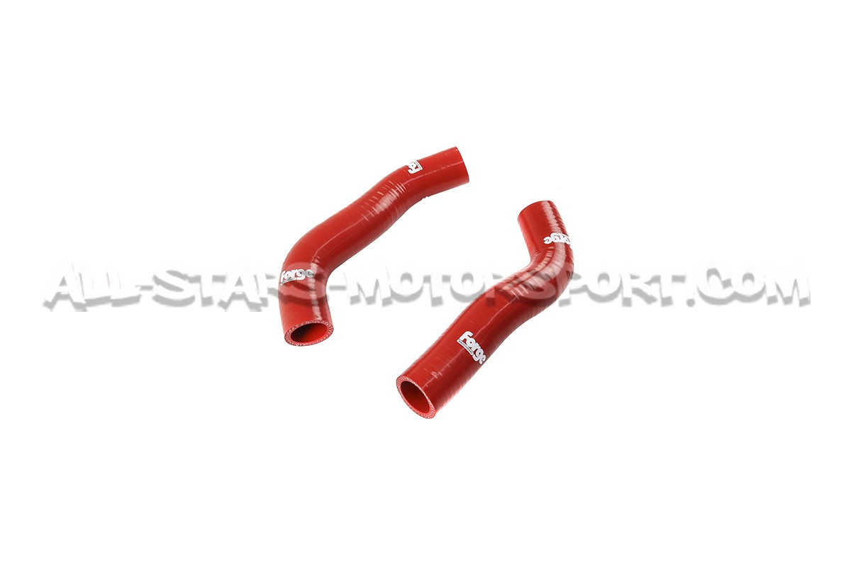 Mangueras de retorno de valvulas de silicona Forge para Nissan R35 GTR
