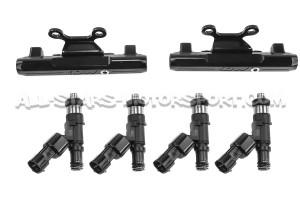 Kit rails et injecteurs Deatschwerks 750cc / 1000cc / 1200cc / 1500cc / 2200cc pour Impreza WRX / STI 01-18