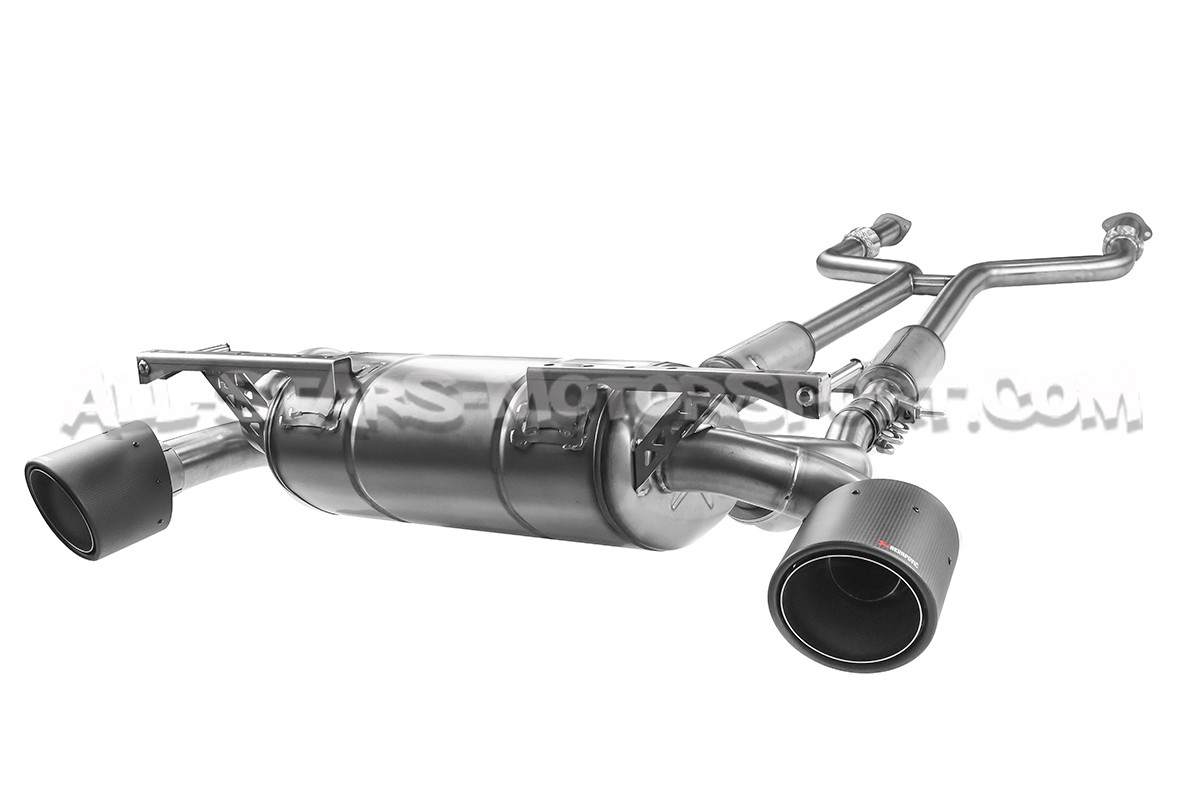Nissan 370Z Akrapovic Evolution Line Exhaust