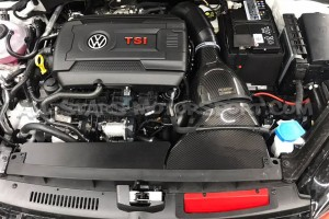 Admission carbone Eventuri pour Golf 7 GTI / R / Leon 3 Cupra / S3 8V