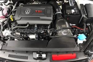 Golf 7 GTI / Mk7 R / Leon 3 Cupra / S3 8V Eventuri Carbon Fiber Intake